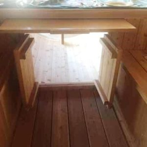 Under Bed Storage & Tables